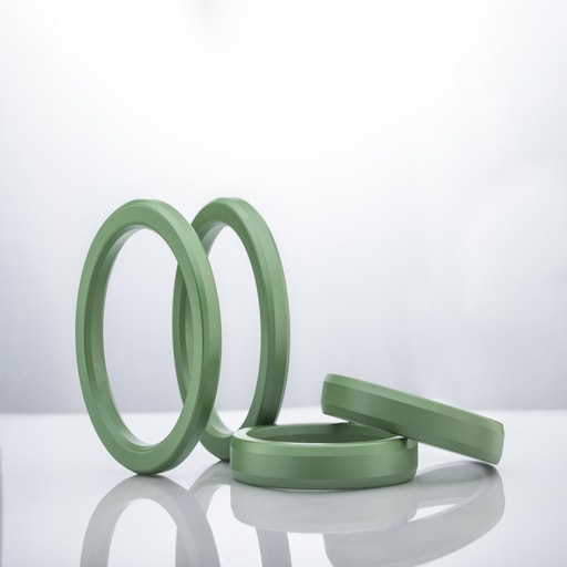 PTFE coated gaskets